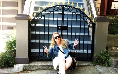 Visiting The Grateful Dead House in San Francisco
