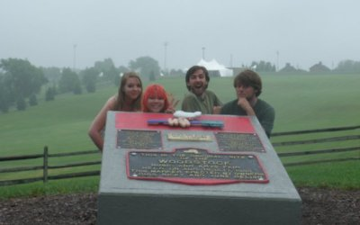 Visiting the Original Site of Woodstock in Bethel, New York