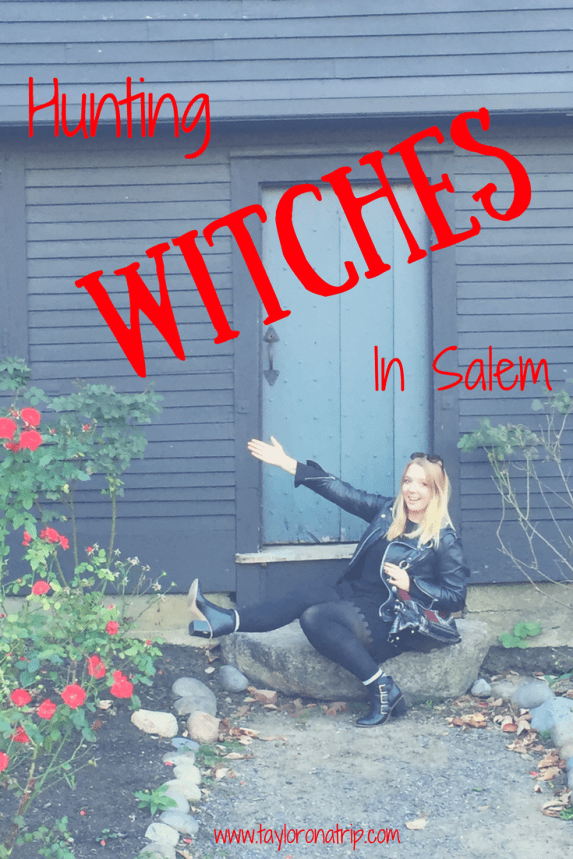 Hunting Witches in Salem, Massachusetts