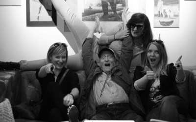 Simply Electric: A Day Spent with Baron Wolman & Crew