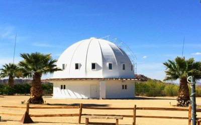What The #@$% Is The Integratron? Or, That Time I Took A Sound Bath