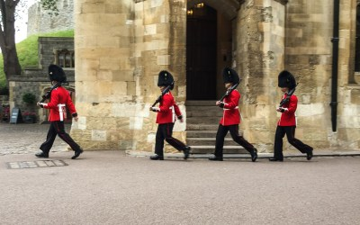 A Day Trip to Windsor Castle, Bath, and Stonehenge