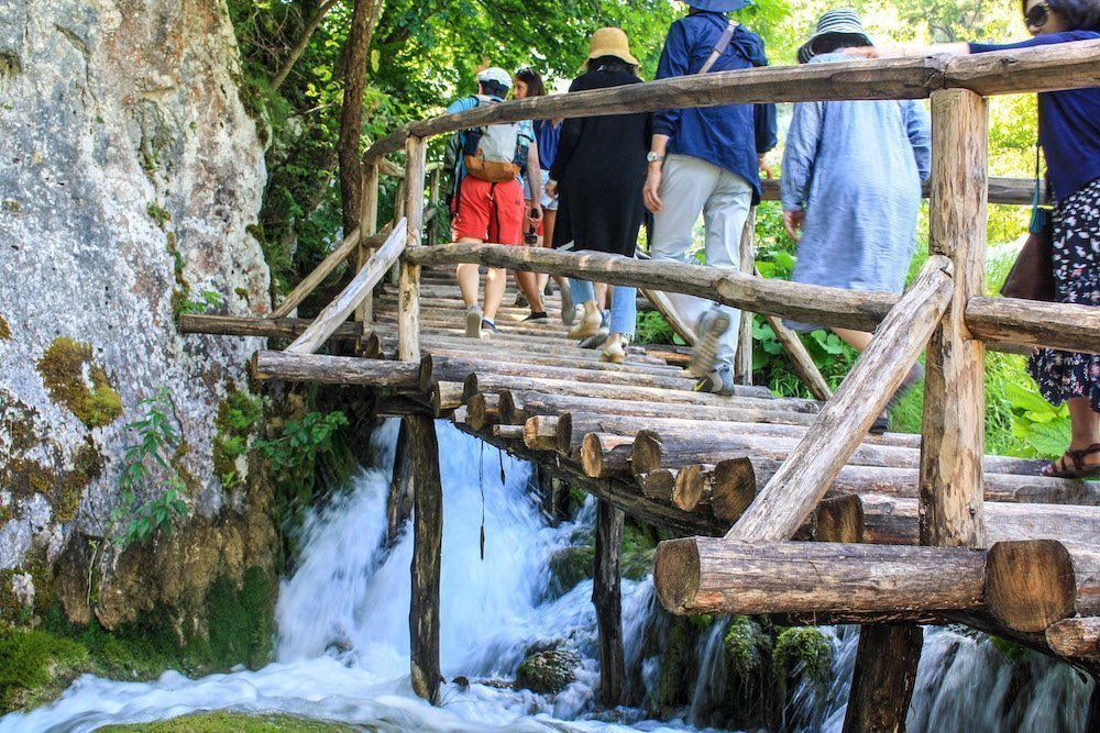 What to Expect at Plitvice National Park, Croatia
