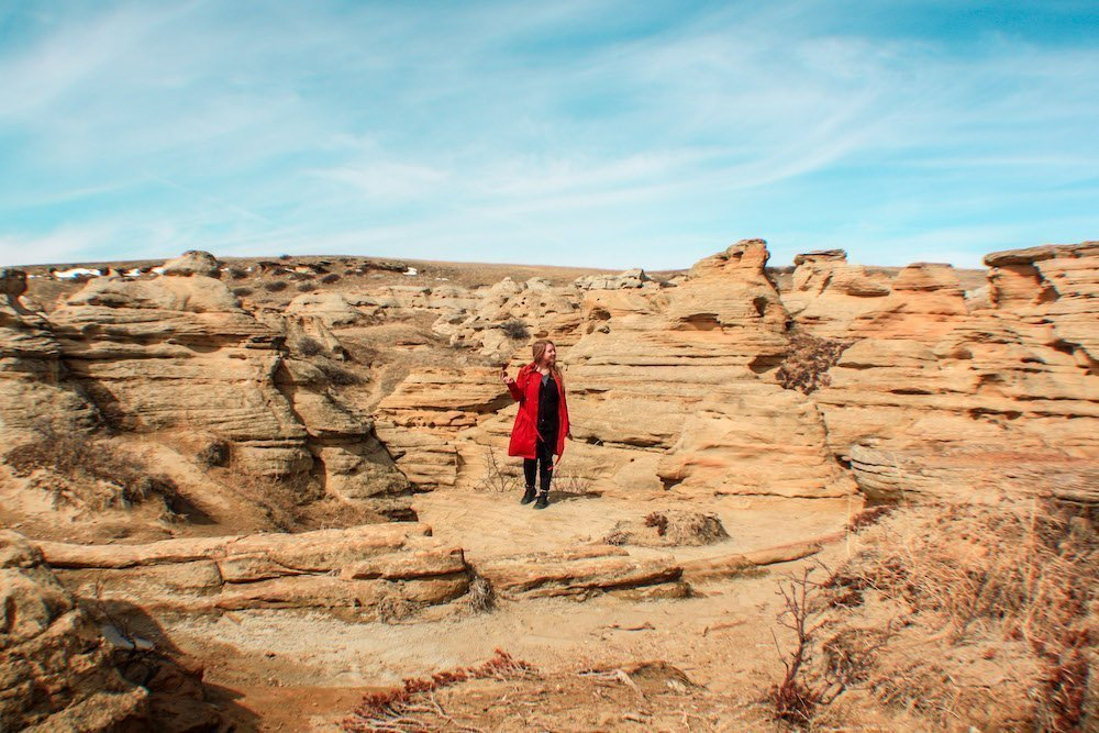 What to Expect at Writing-On-Stone Provincial Park in Alberta
