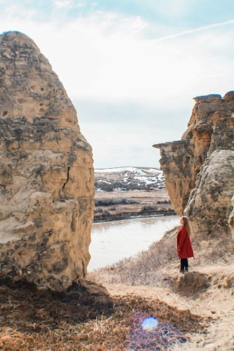 Visit Writing-On-Stone Provincial Park