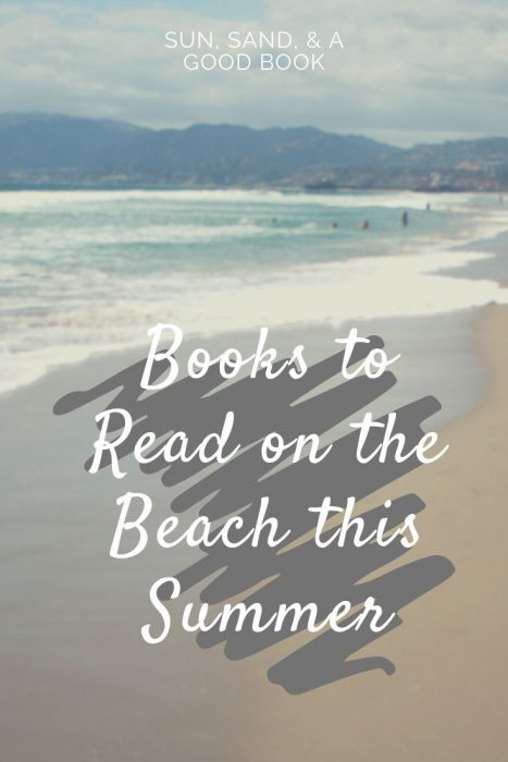 Books to Read on the Beach this Summer