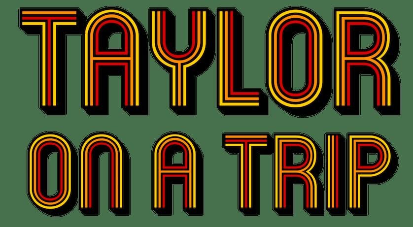 Taylor On A Trip Logo