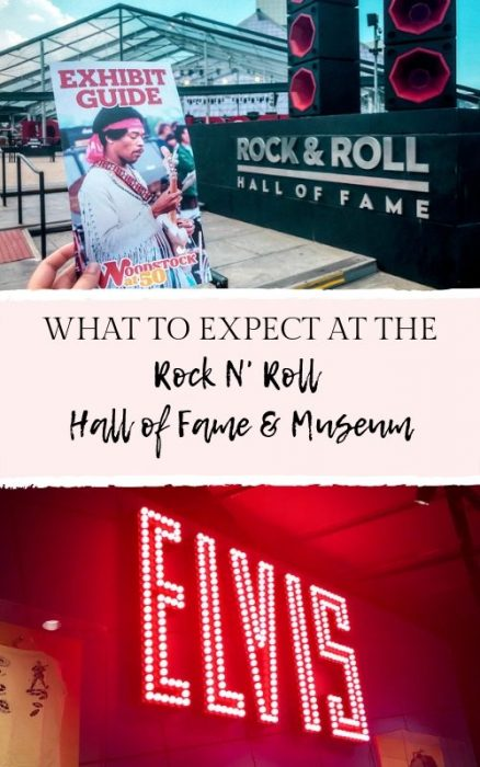 What to Expect at the Rock N' Roll Hall of Fame & Museum in Cleveland