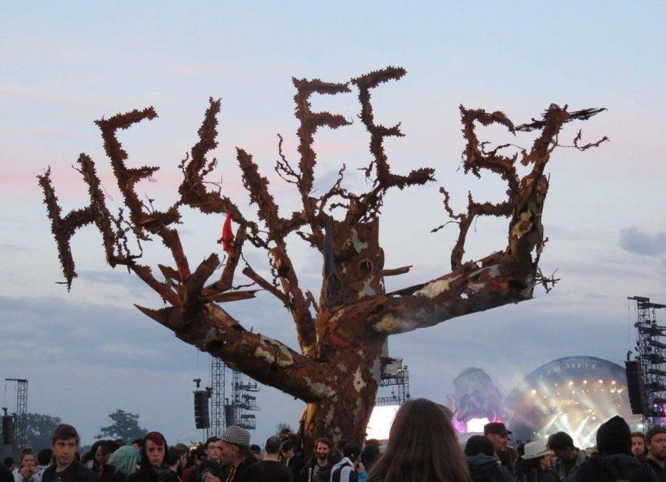 On Music Festivals, Travel, and Lemmy Kilmister: An Interview with Karen Hernandez