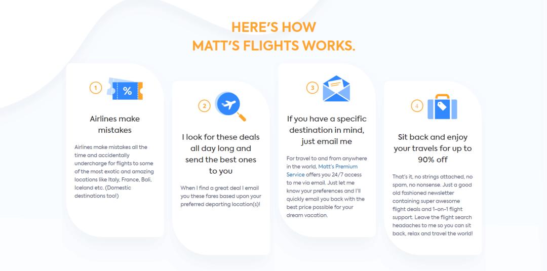 matt's flights review