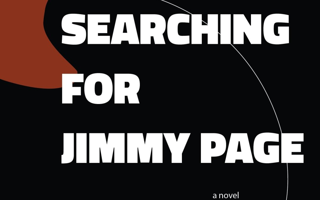 Searching for Jimmy Page by Christy Alexander Hallberg: A Book Review