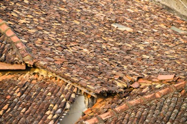 galle fort roof