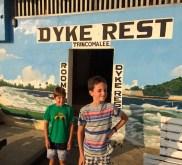 trinco dyke rest boys