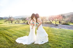 Alexis & Lisa Wedding Santa Margarita Ranch Cheetah Photography (377) PS
