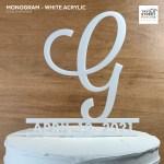 White Acrylic G