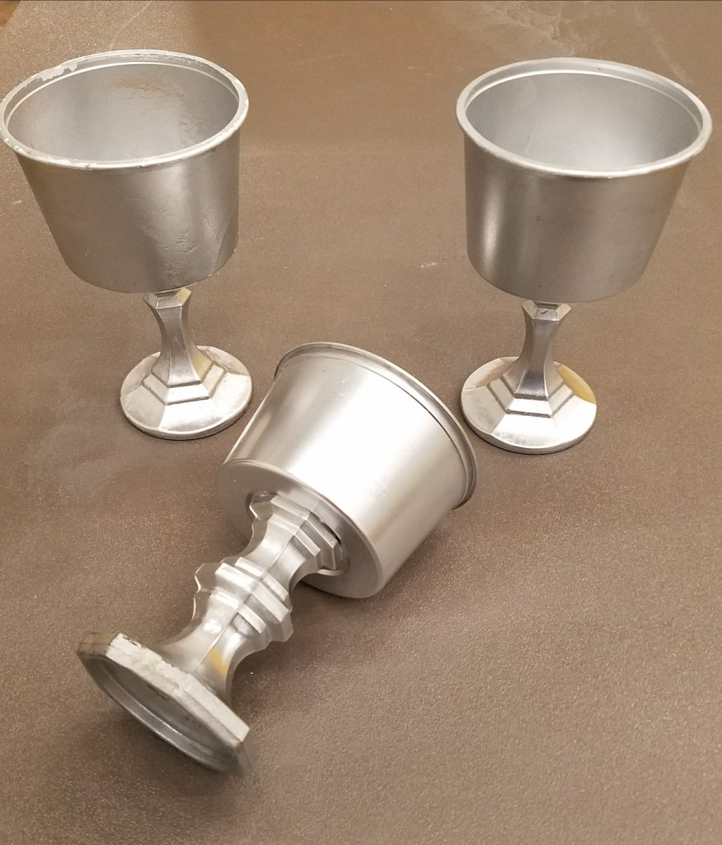 Big, Fancy Goblets