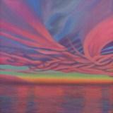 Seal Beach Sunset 06 Painting
