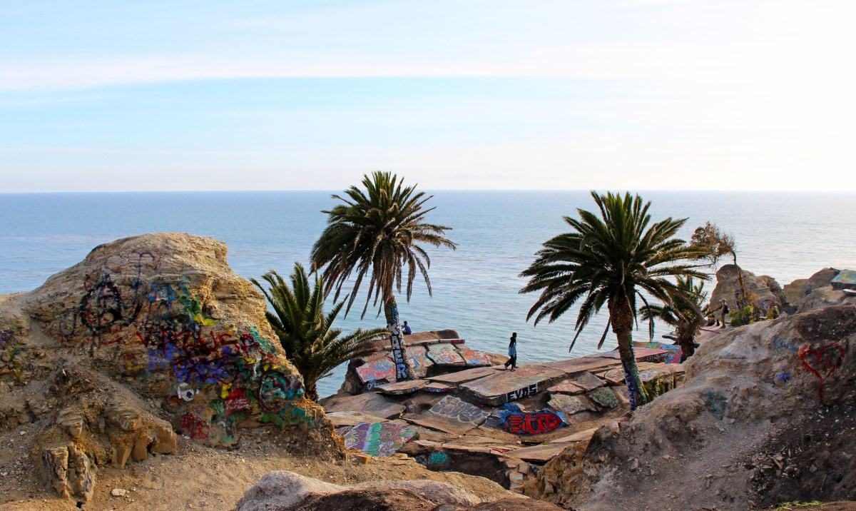 Sunken City - San Pedro, California