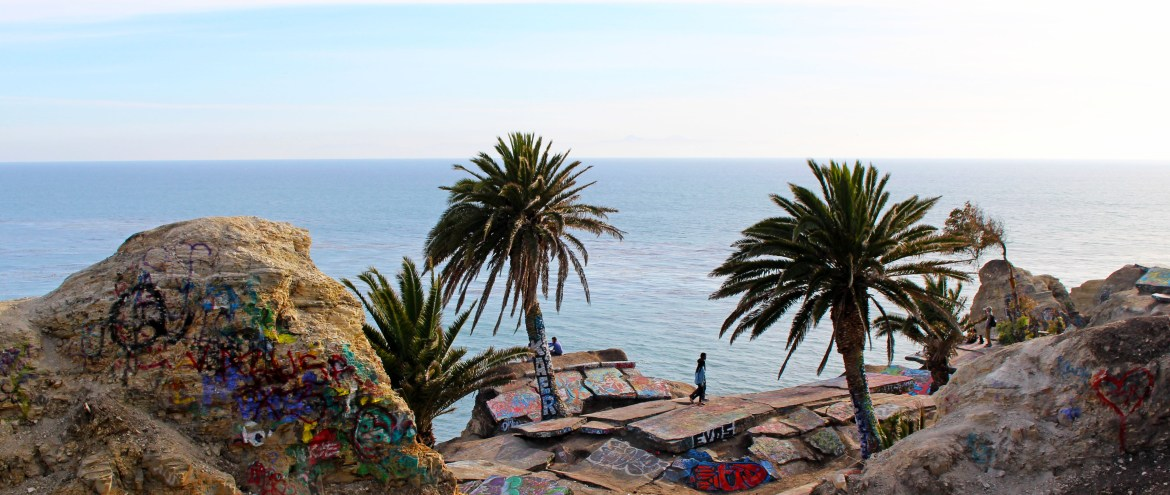 Sunken City – San Pedro, California