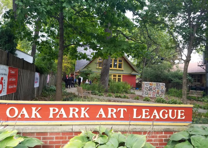 Oak Park Art League, IL