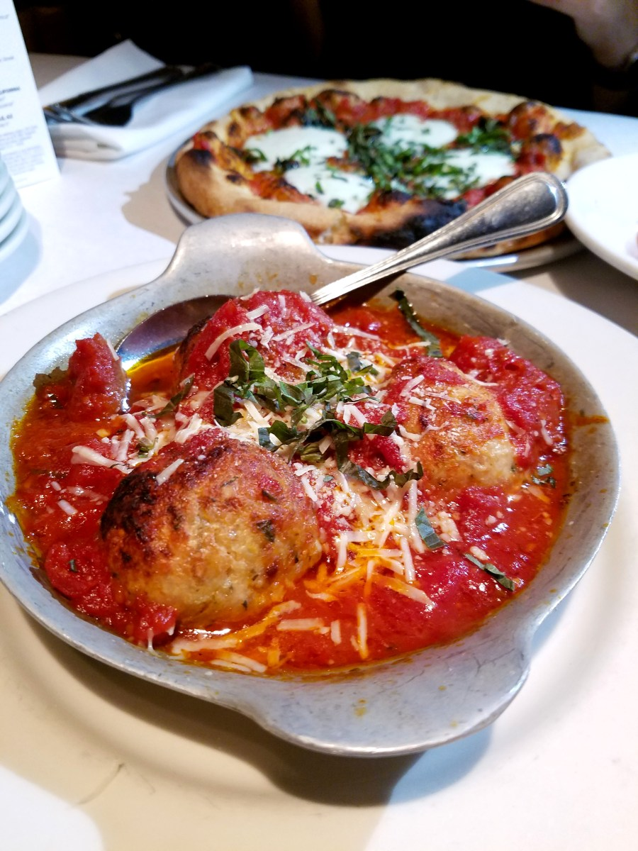 Restaurant Review - Antico Posto an Italian Restaurant