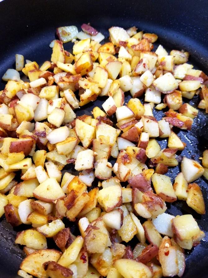 Breakfast Potato Hash/Skillet