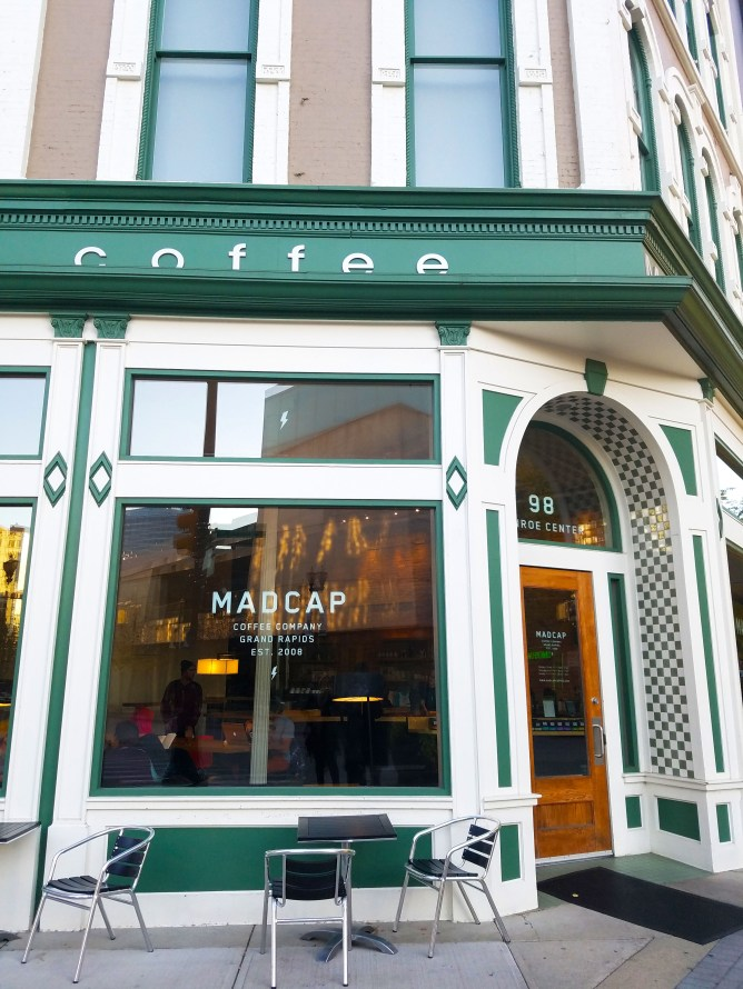 Madcap Coffee - Grand Rapids, MI