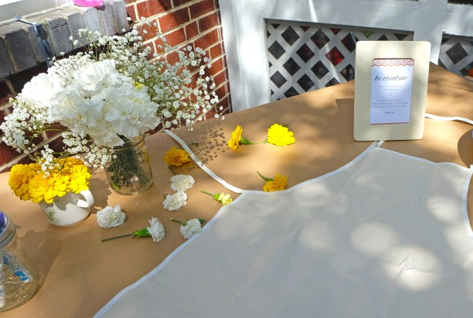 Garden Tea Party Bridal Shower