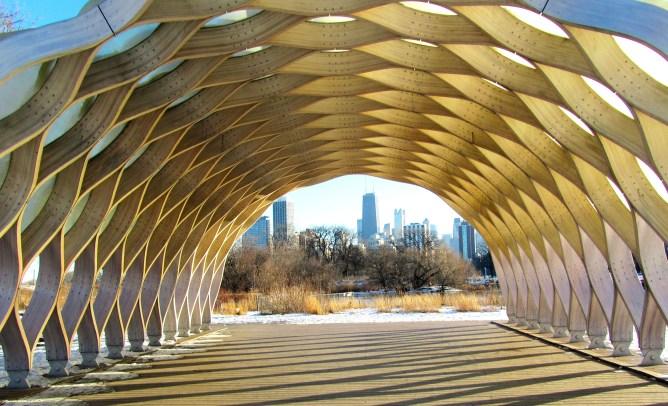 Lincoln Park Chicago Nature Boardwalk 3