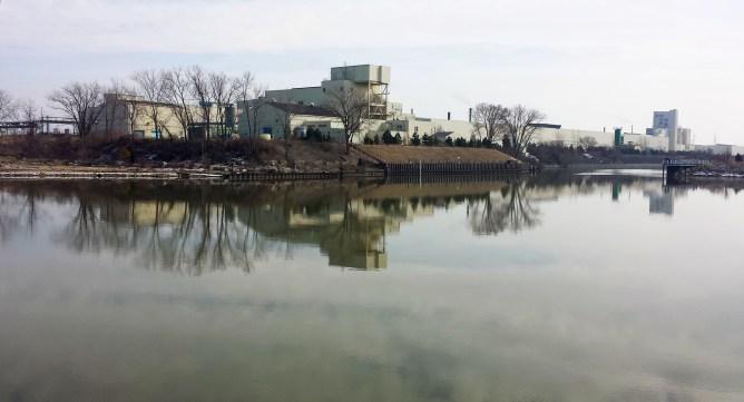 Portage Lake Front & Riverwalk Indiana 6