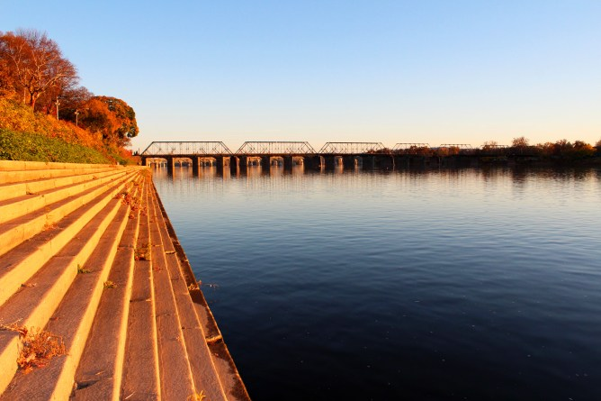Susquehanna River Harrisburg Pennsylvania 2