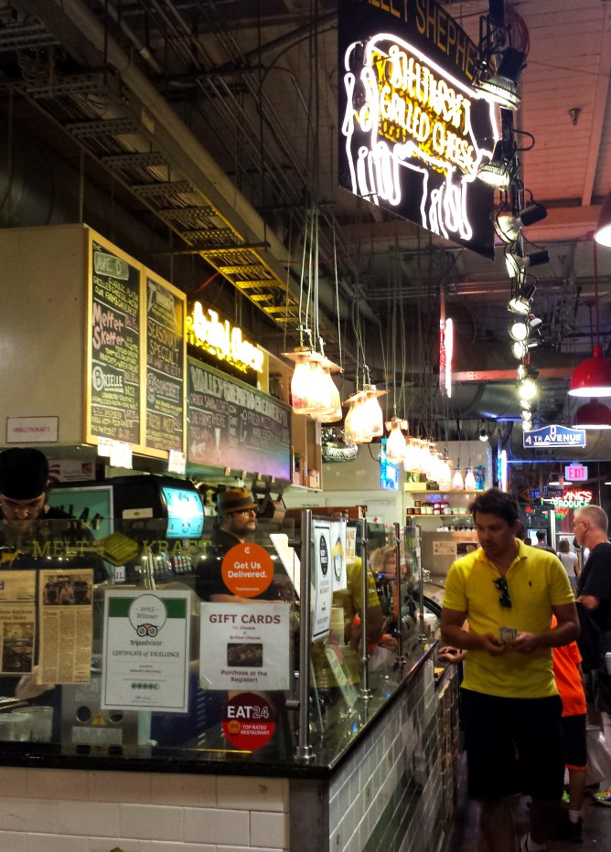 Reading Terminal Market Philadelphia PA