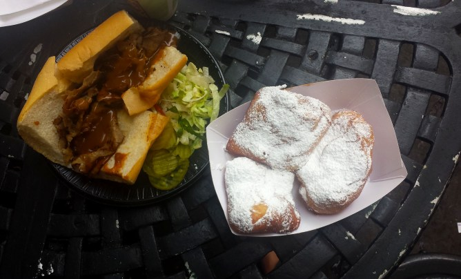 New Orleans Cafe Beignet 1