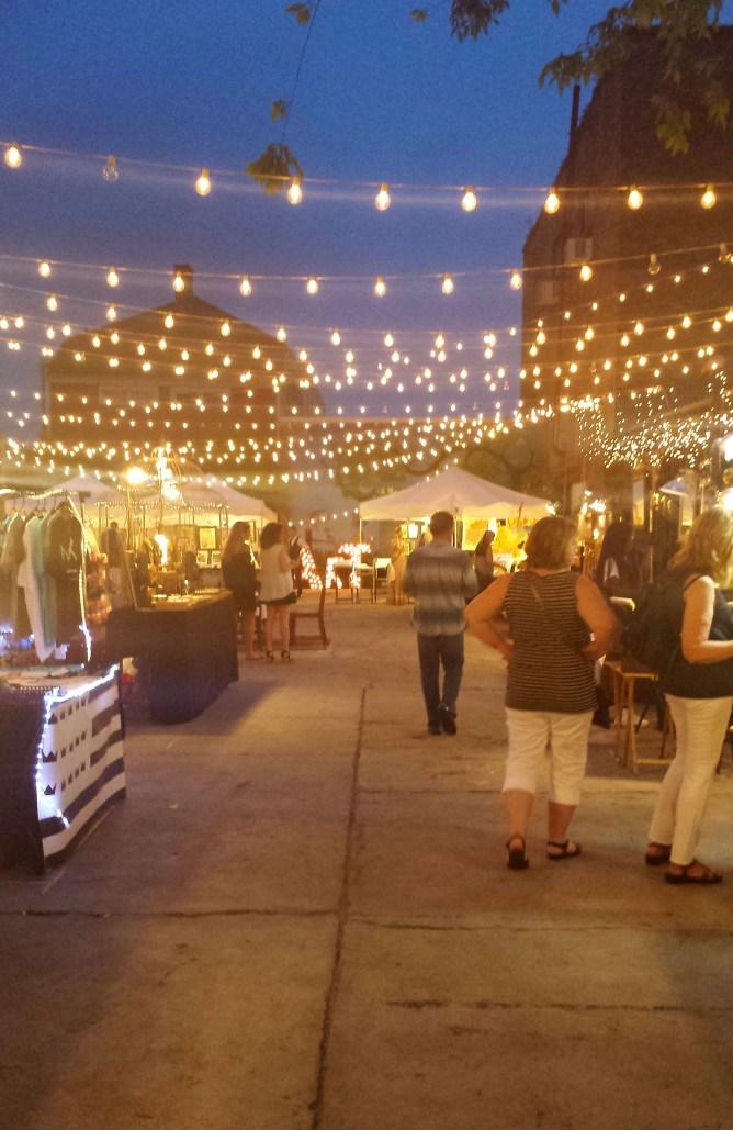 New Orleans Frenchmen Art Market