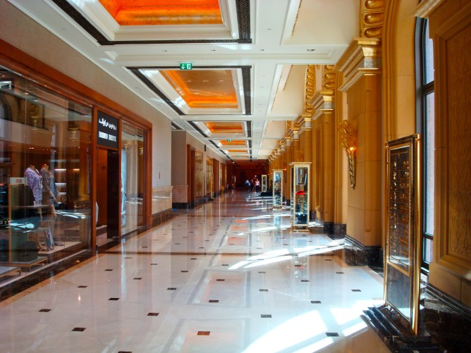 Emirates Palace Abu Dhabi 7