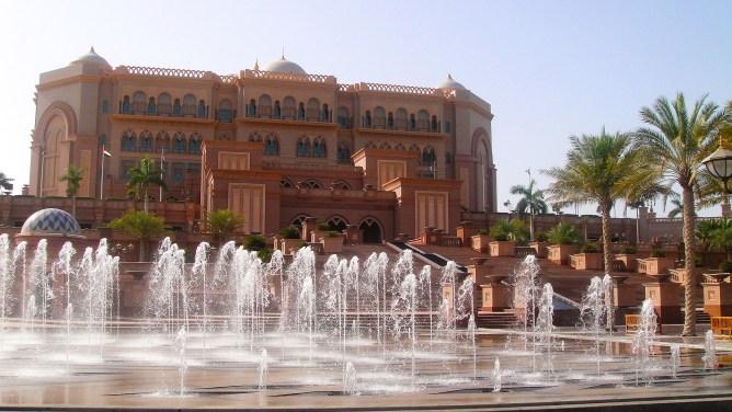 Emirates Palace Abu Dhabi 8