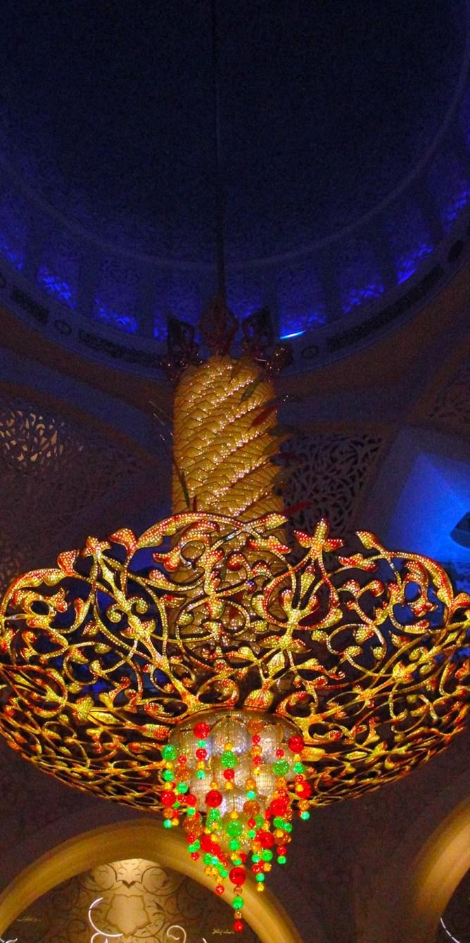 Sheikh Zayed Mosque Abu Dhabi 11