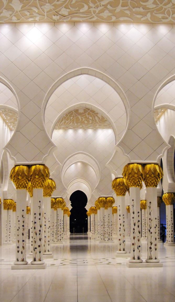 Sheikh Zayed Mosque Abu Dhabi 18