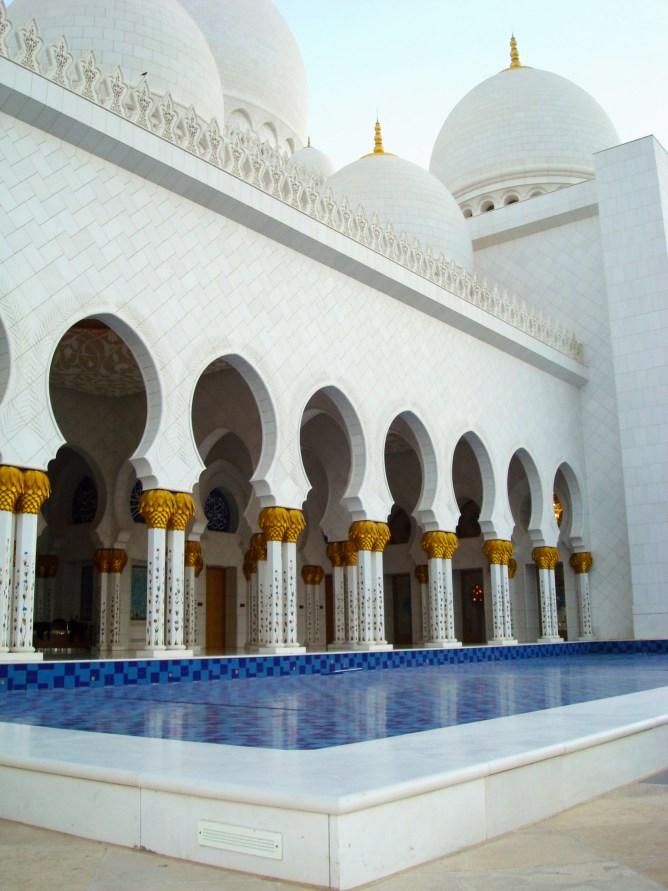 Sheikh Zayed Mosque Abu Dhabi 2