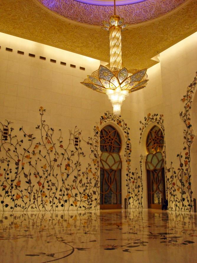 Sheikh Zayed Mosque Abu Dhabi 6