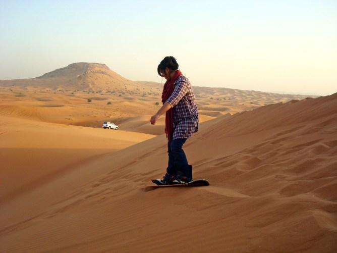 Desert Safari Dubai 6