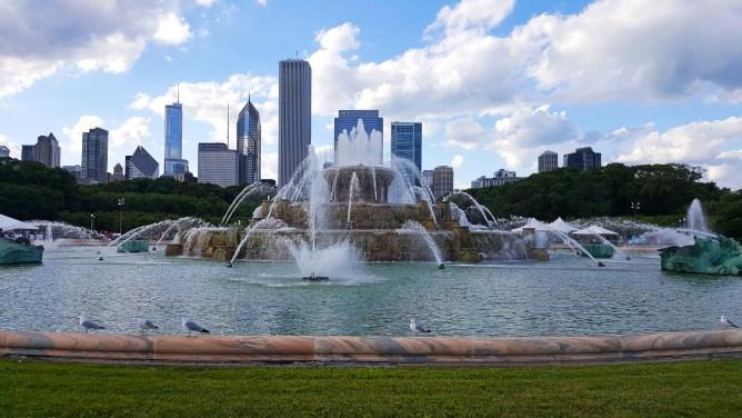 Taste of Chicago 2016 Buckingham Fountain 9