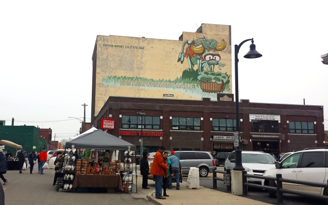 Eastern Market Detroit Michigan 2