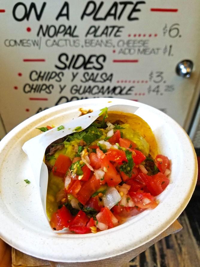 Los Tacos Chelsea Market NYC 2