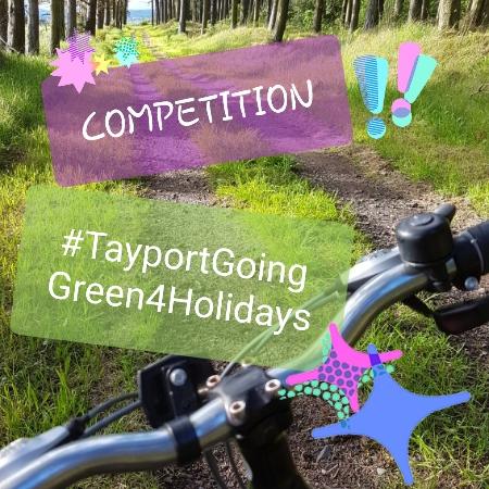 #TayportGoingGreen4Holidays Competition