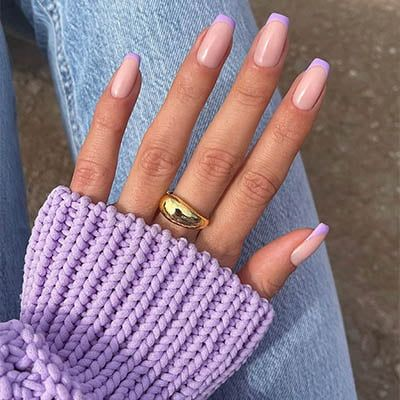 40+ Cute Summer Nails Design Ideas for Beautiful Looking Bright Nails!
