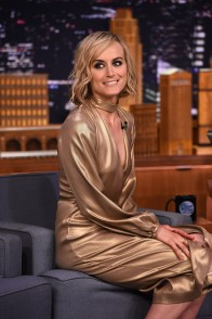 """Taylor Schilling Visits """"The Tonight Show Starring Jimmy Fallon"""""""