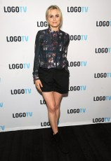 """""""Laverne Cox Presents: The T Word"""" Logo TV Premiere Party & Screening"""
