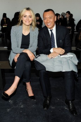Theory - Front Row - Mercedes-Benz Fashion Week Fall 2014