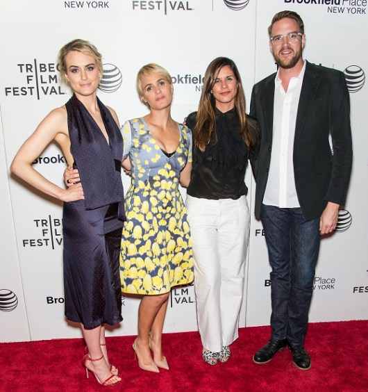"2015 Tribeca Film Festival - New York Premiere Narrative: ""The Overnight"""